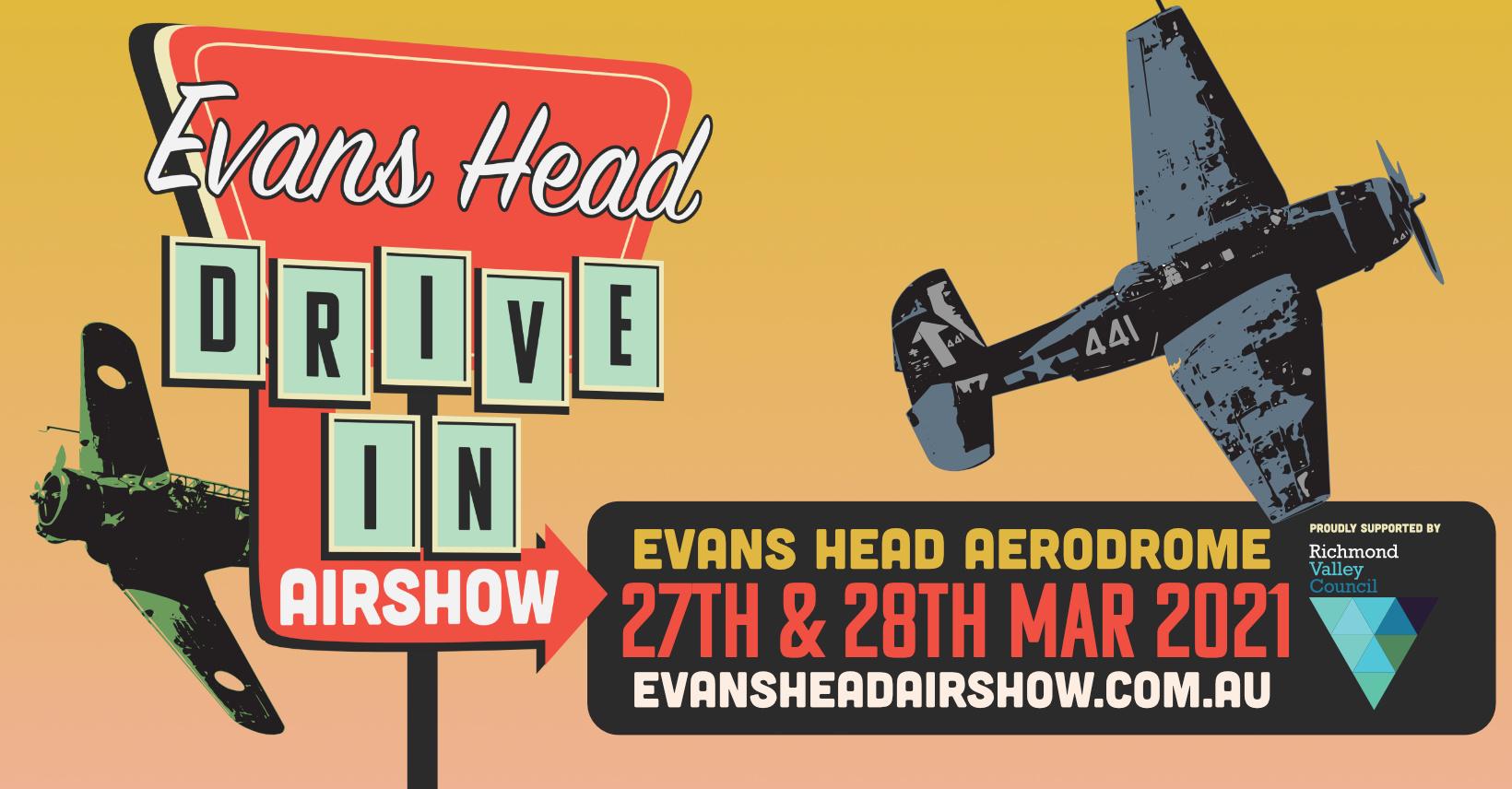 Evans Head Cover